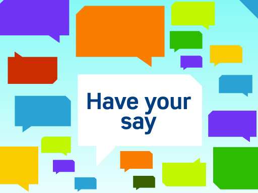 Council Have Your Say logo