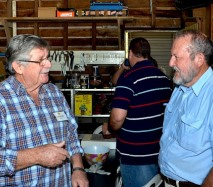 community grants, mapleton mens shed