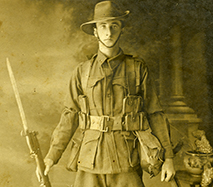 William Murphy was born in Maleny in 1889. He died, aged 27, in France on 29th July, 1916.