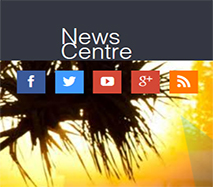 News Centre home page image