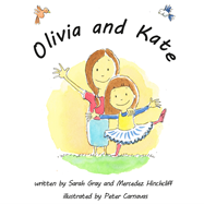 Front cover of Olivia and Kate